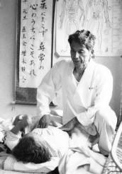 Zen Shiatsu Praktijk - Shiatsu Masunaga Amsterdam - Shizuto Masunaga - Amsterdam-Oost