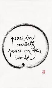 Shiatsyu Masunaga - peace