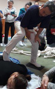 Sokuatsu - shiatsu met de voeten Shiatsu Masunaga Amsterdam